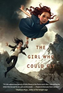 "Book Review - ""The Girl Who Could Fly"""